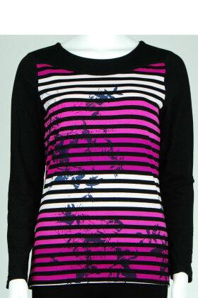 MICHA - T-Shirt Stribet