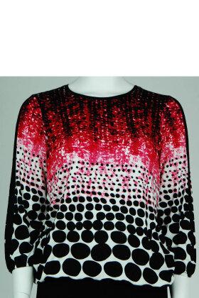 MICHA - T-Shirt Dot Print