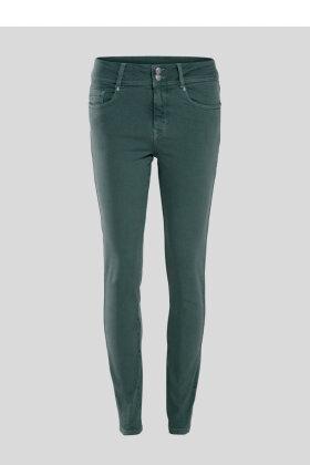SOYACONCEPT - Jinx Lana Jeans Mørkegrøn
