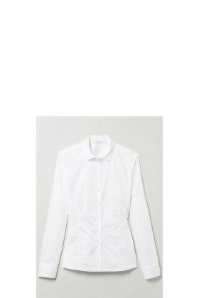 ETERNA - Hvid Club Skjorte