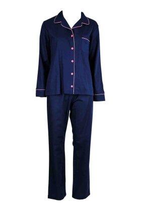 RAYVILLE - Debbie Pyjamas Mørkeblå