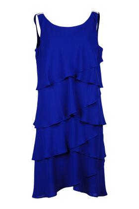 FRANK LYMAN - Royal Woven Dress