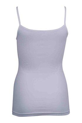 MISSYA - Lace Undertrøje med Blonde smal strop 2 pak