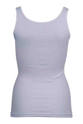 MISSYA - Lace Undertrøje med Blonde 2 pak Hvid