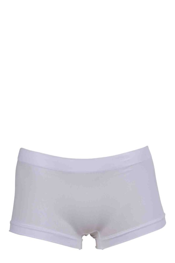 MISSYA - Lucia Seamless Hipster Hvid