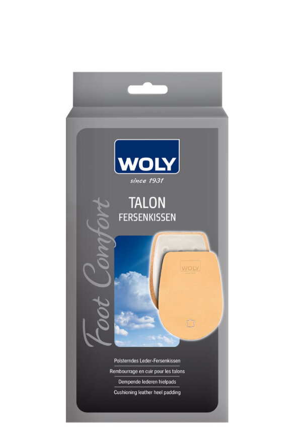 WOLY - Woly Talon Hælkile