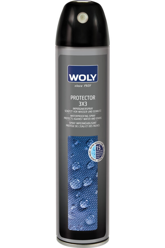 WOLY - Woly Protetor 3x3