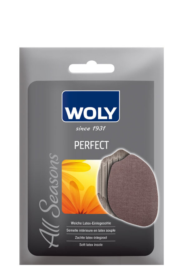 WOLY - Woly Perfect Halvsål