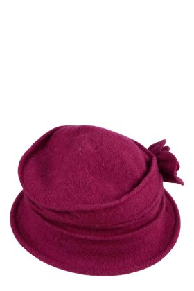 F HOUSE - Hat Med Blomst Pink