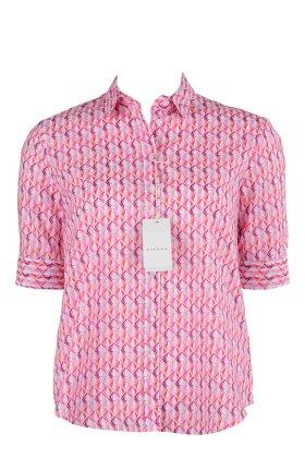 ETERNA - Pink Delicious Kortærmet Skjorte