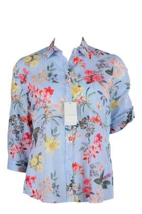 ETERNA - Floral Print Shirt