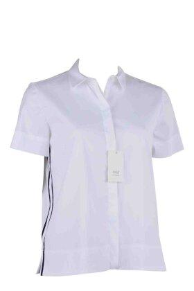 ETERNA - Short Sleeved Shirt Two Striped