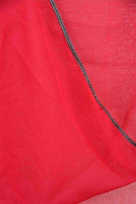 F HOUSE - Tørklæde m. Sølvkant