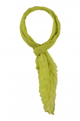 F HOUSE - Lime Scarf