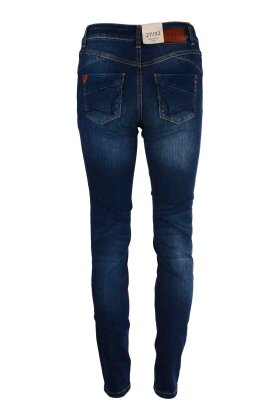 PULZ - Carmen Highwaist Skinny Jeans Denim
