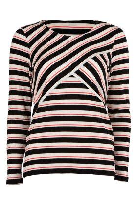 MICHA - Autumn Striped T-shirt
