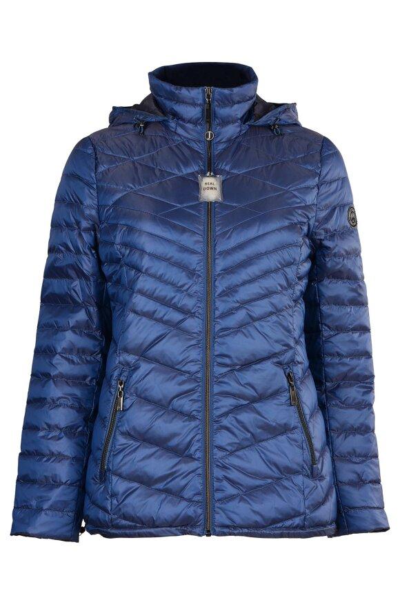 1e013176 Junge Light Down Jacket, kort let dunjakke til piger - Hos Lohse