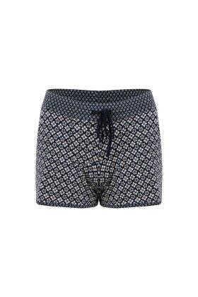 MEY - Pyjamas Shorts Mørkeblå