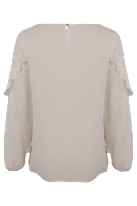 ETERNA - Silke Bluse Ofwhite
