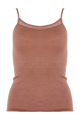 FEMILET - Juliana Uld Chemise Top Rosa
