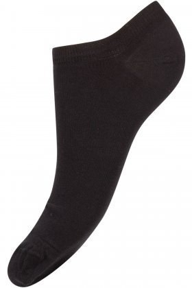 DECOY - Basic Footie Black 5-pak
