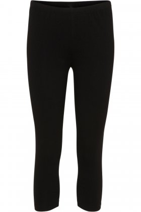DECOY - Jersey Stretch Capri Leggins Sort