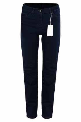 GERRY WEBER - Best4me Fit Jeans Mørk denim