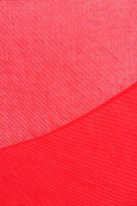 F HOUSE -  Rødt Plissê