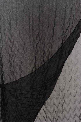 F HOUSE - Tørklæde Ensfarvet & Præget