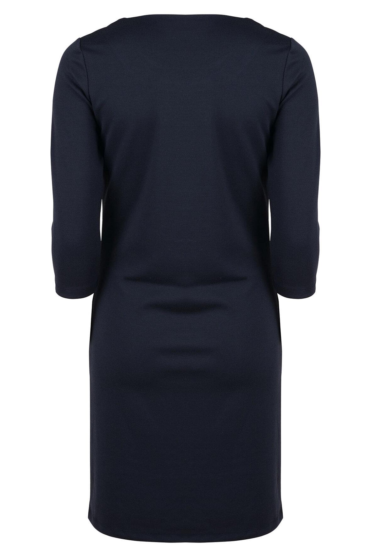 c150b8b4 Soya Concept Dena Solid Dress basis kjole til små penge - Hos Lohse