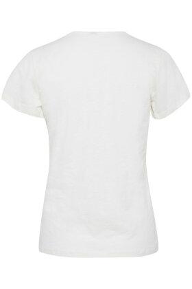 PULZ - Denka T-shirt Offwhite