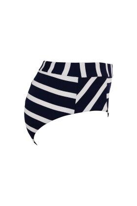 FEMILET - Indiana Bikini Trusse Midi Mørkeblå