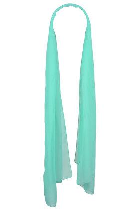 F HOUSE - Mint Tørklæde