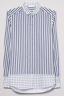 ETERNA - Loose Sporty Fit Skjorte