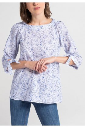 ETERNA - Casual Loose Bluse