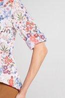 ETERNA - Flower Print Skjorte