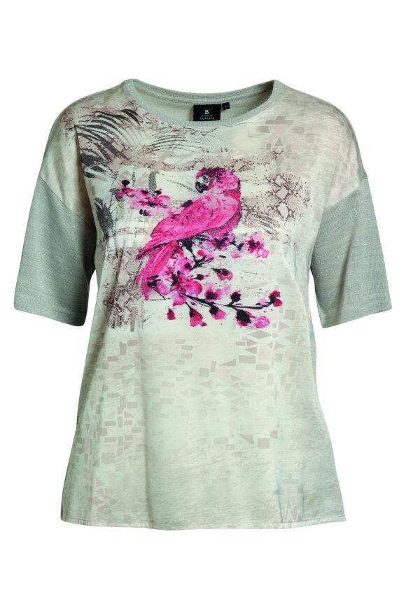 BRANDTEX - T-Shirt Viskose