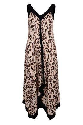MOLLY-JO - Dangerous Leopard Kjole