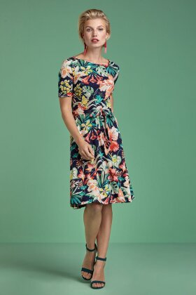 KING LOUIE - Betty Dress Avalon
