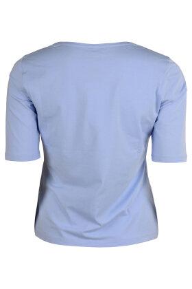GERRY WEBER - Casual Unlimited T-shirt Lyseblå
