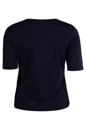 GERRY WEBER - Casual Unlimited T-shirt Mørkeblå