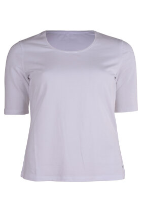 GERRY WEBER - Casual Unlimited T-shirt Hvid