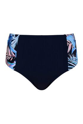 MISSYA - Milano Bikini Trusse Maxi Mørkeblå