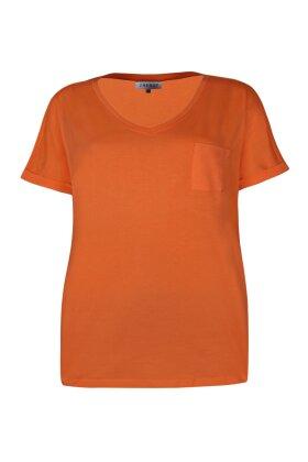 ZHENZI - Alberta T-shirt Orange