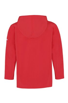 ZHENZI - Seline Softshell med Fleece Rød