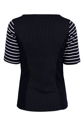 MICHA - Strikket Klassisk T-shirt