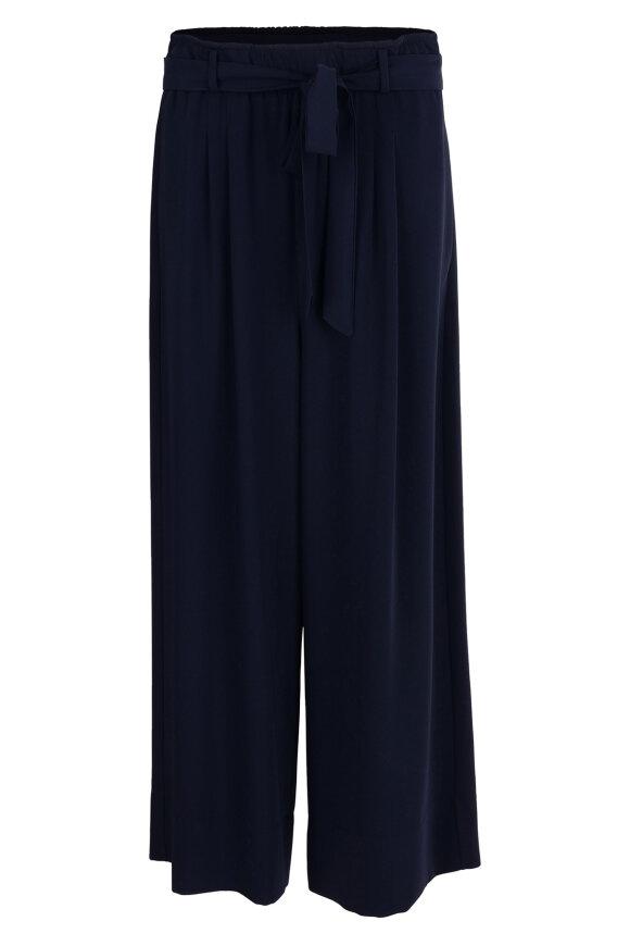 MOLLY-JO - Bukse Nederdel Mørkeblå
