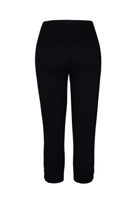 ZHENZI - Kant 741 - Leggins - Sort