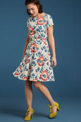 KING LOUIE - Betty Dress Verano Kjole