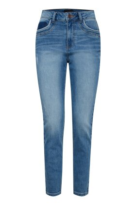 PULZ - Jenna Ultra Skinny Jeans Denim